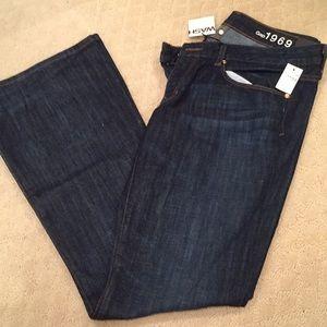 NWT gap 1969 curvy jeans