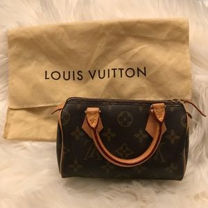 ✨AUTHENTIC✨Louis Vuitton Mini HL Speedy