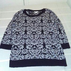 a New ! NY & Company black sweater