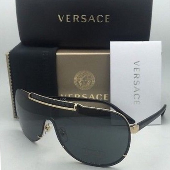 fb773c75a322 Versace Accessories | Nwt 100 Authentic Sunglasses | Poshmark