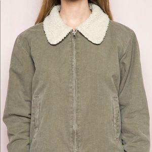 Brandy Melville Nelson Fur Jacket