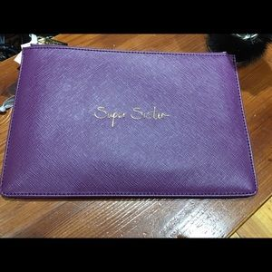 Katie Loxton Super Sister Perfect Pouch Clutch