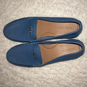 Brand New Coach Loafers!!