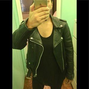Jackets & Blazers - Vintage motorcycle jacket