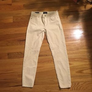 Lucky brand Sofia skinny corduroy pants