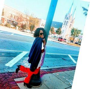 Red Dress Pants .  Size 16 W
