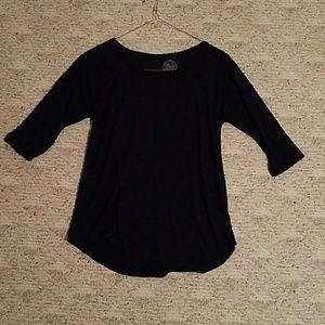 Simple Black Shirt