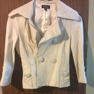Bebe Woman's butter soft leather
