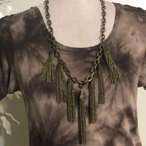TRIBAL COPPER NECKLACE