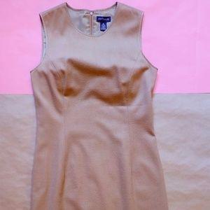Vintage Ann Taylor Cashmere, Wool Sheath Dress