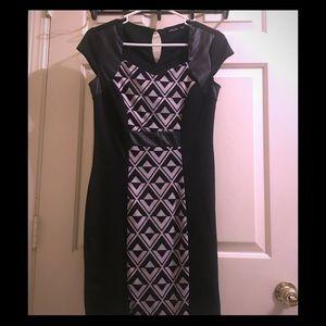 Classy women's mini dress