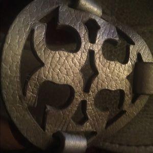 "Tory Burch ""metallic"" Miller Sandal"