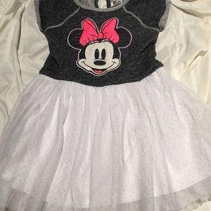 Minnie tutu dress 3T