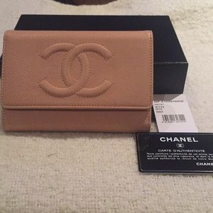 💝CHANEL RARE WALLET🎉2xHost Pick