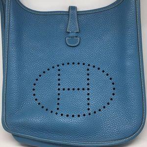 Hermes Bags - Hermès Evelyne II Pm Togo Agate Cuivre Clemence f9b5c1060cbee