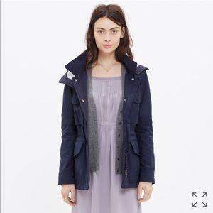 MADEWELL NWOT Fieldwalk jacket