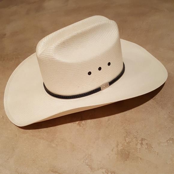 12bec1aa Resistol George Strait Accessories | Western Long Oval Resistol Hat ...