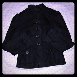 Women's Banana Republic jacket! 80% wool!!