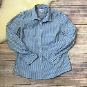 Haberdashery for J.Crew Striped Shirt