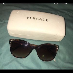 Women's Versace sunglasses