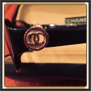 Chanel Small Frame Sunglasses