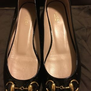186ea7002 Gucci Shoes - 💕TRADE💕Gucci JoIene Microguccissima Flats
