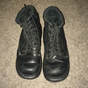 Doc Martens Jessica 8 Eye Boots