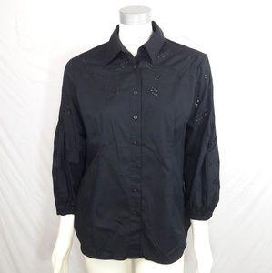 Soft Surroundings Button Down shirt