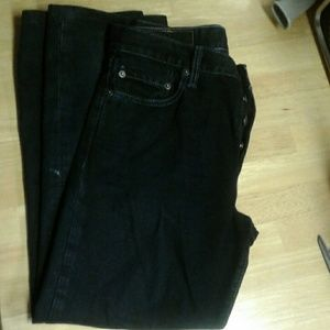 Levi's 501 button fly jeans 30 x 35