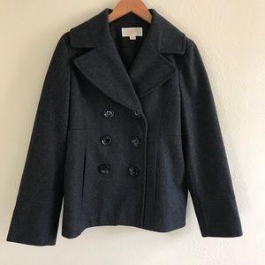 Michael Kors Charcoal Coat