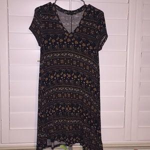 Brand new patterned dress