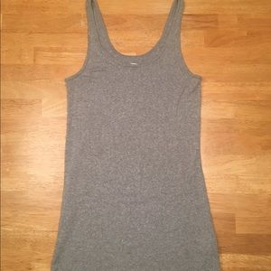Old Navy Long Fitted Tank