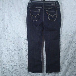 Levi's 529 CURVY Boot Cut Jeans  10M