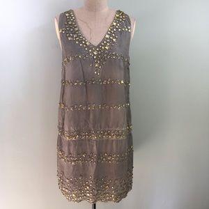 Avante Garde Embellished Dress // by CLOSED
