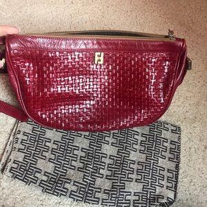 Fendi vintage handbag, perfect condition, 100%real