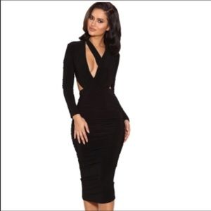 House of CB Dress Small