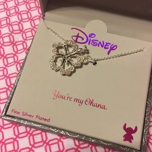 Disney Necklace 💜