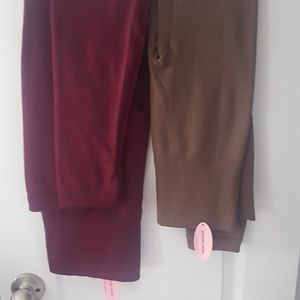 Tummy control leggings in mocha