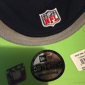 New Era 39Thirty NFL Cap -Medium/ Large