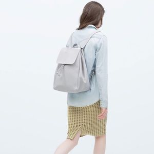 💨💨Zara Backpack with Folding Flap💨💨
