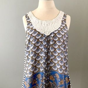 Anthropologie by Tiny Blouse Medium