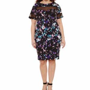 Boutique + Bodycon Dress Plus Size