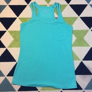 Cool Girl Exhale Pocket Tank Top