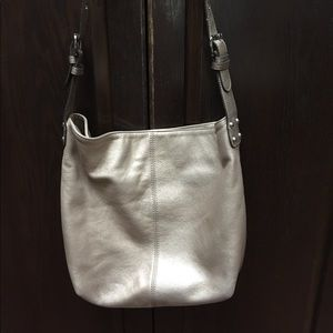 Tignanello Leather Bag