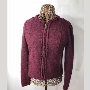 CAbi Womens Full Zip Jacket Blazer
