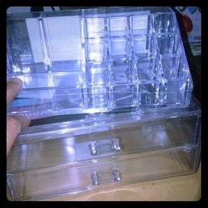 Makeup organizer/ storage organizer