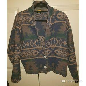Jackets & Blazers - Rare Vintage David Paul Jacket