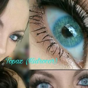 Fancy Look Hidrocor Makeup - Topaz W/ case