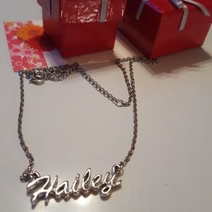 SPECIAL ORDER NECKLACE HAILEY