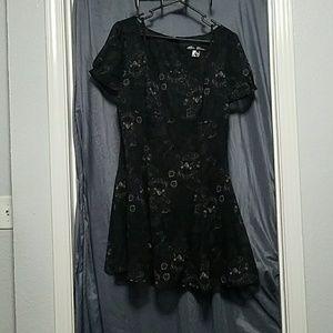 Skulls and Roses Dress